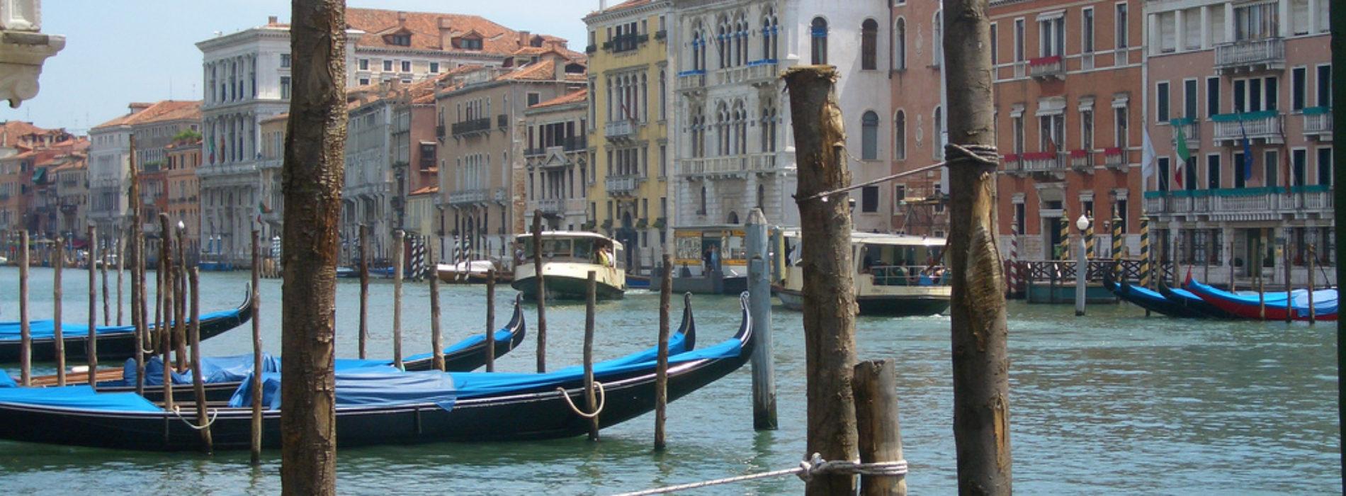 Benátky – Venezsia
