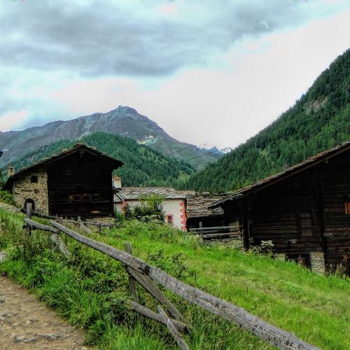 Eiger, Mönch a Jungfrau
