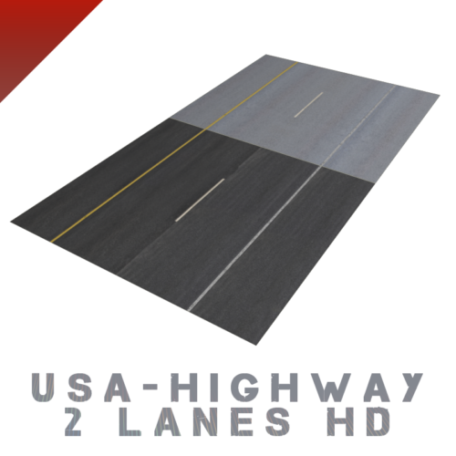 AP – USA Highway Package (A+B)