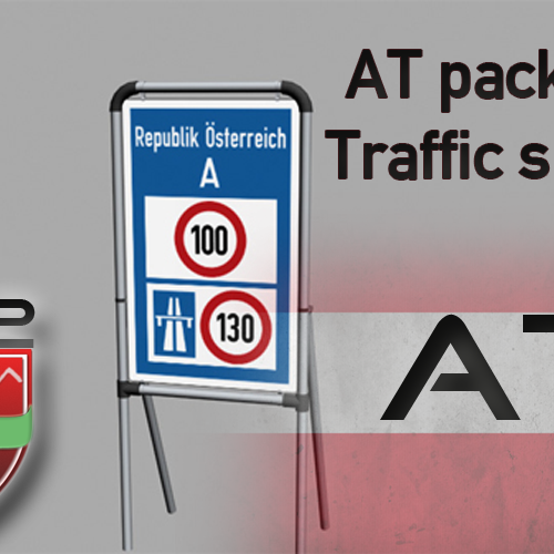 AT package road signs