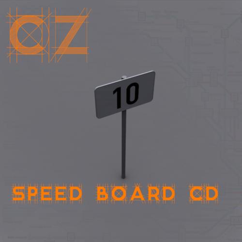 AP – Speed Board ČD HD