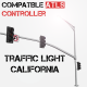 AP California Traffic Lights