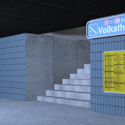 Bahnhof Project AP